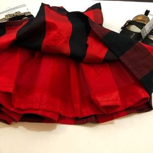 22ff47c9afe Carter s Dresses - Carters Baby Girl Red Plaid Dress   Shoes